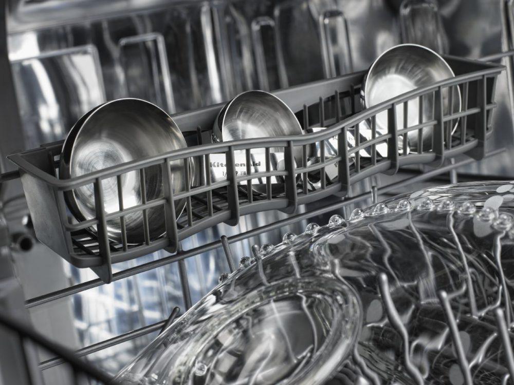 Kitchenaid Dishwasher Interior