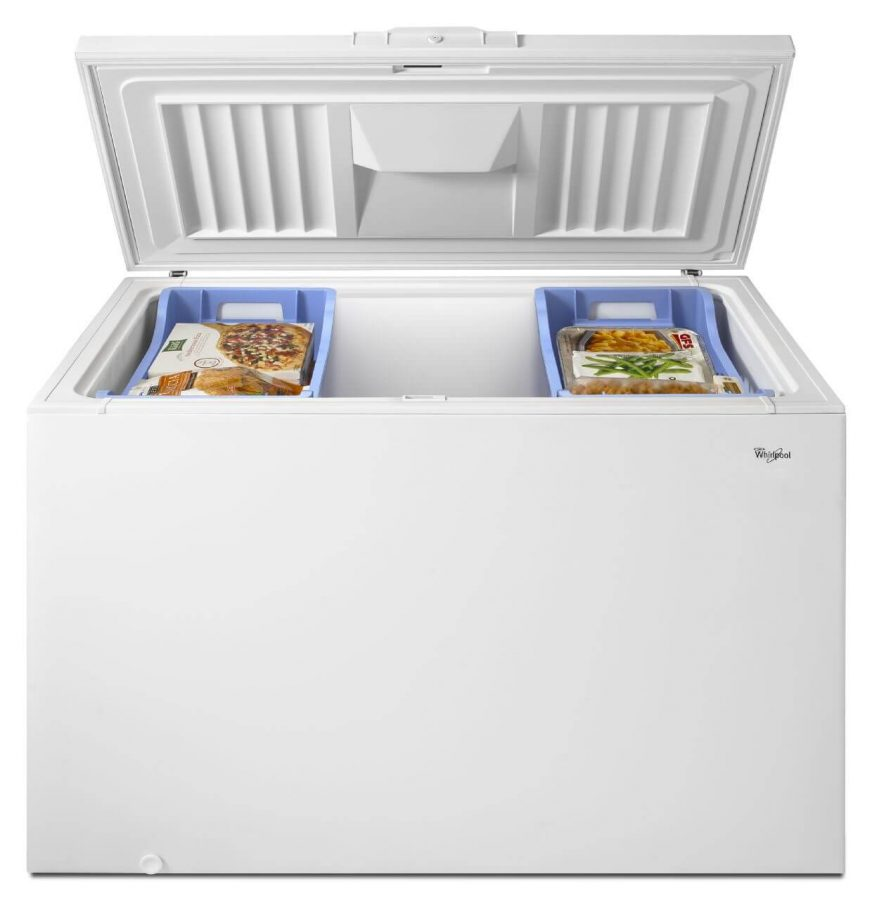 Stand Alone Deep Freezer